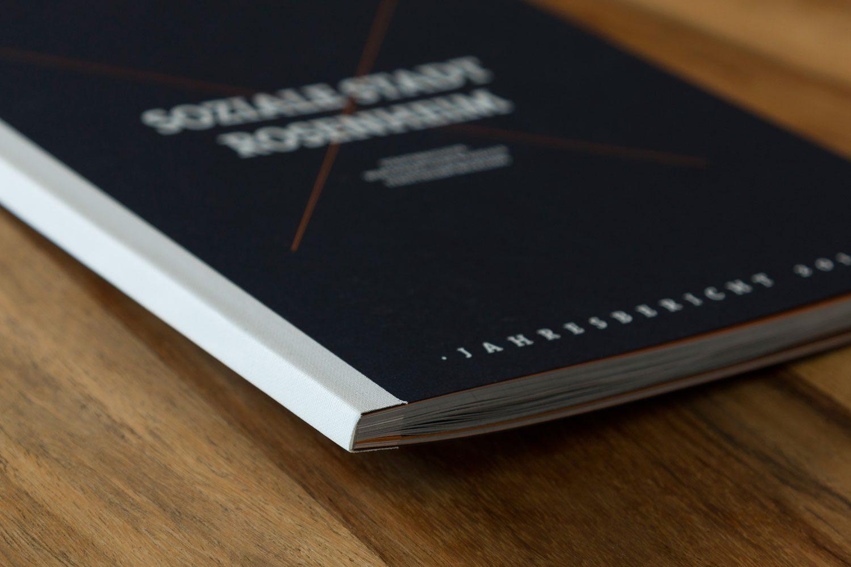 Druckerei Rapp-Druck Imagebroschuere Faelzelband