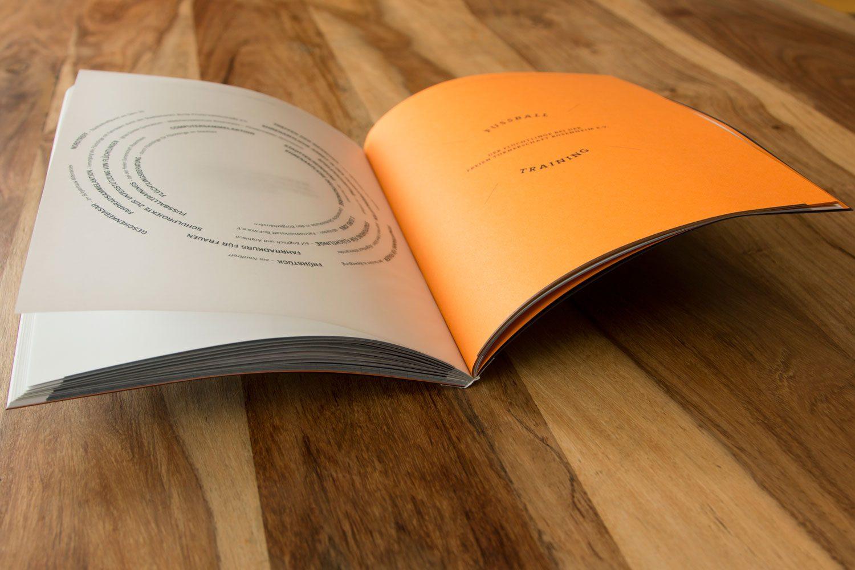 Druckerei Rapp-Druck Imagebroschuere Transparentpapier