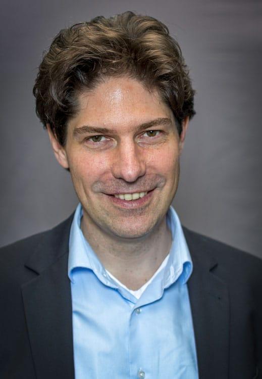 Harald Mader Geschäftsleitung Druckerei Rapp-Druck GmbH